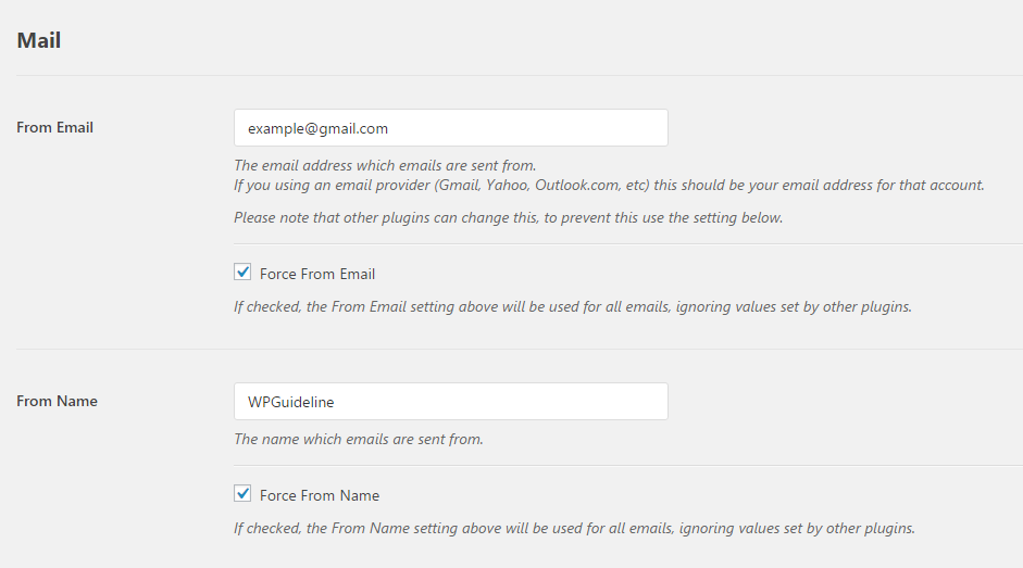 Set up WP Mail SMTP
