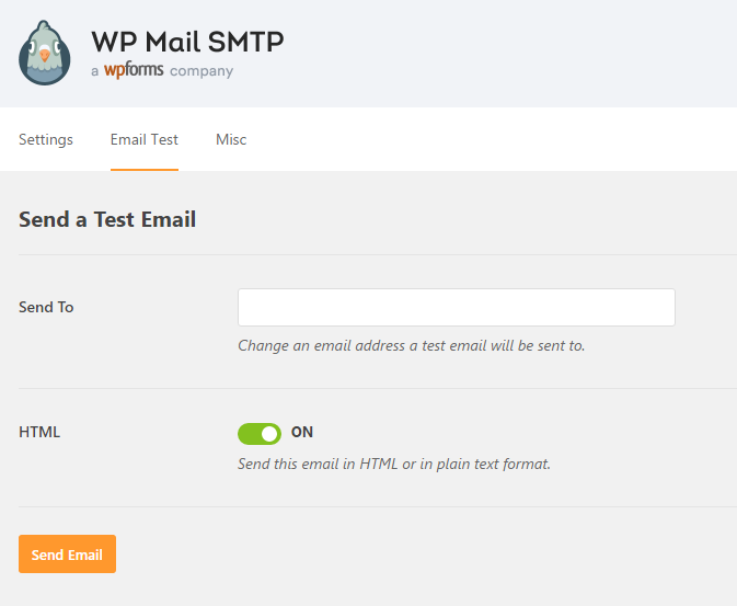 send emails from WordPress using Gmail SMTP