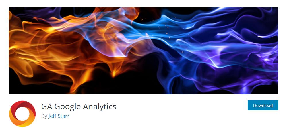 GA Google Analytics plugin