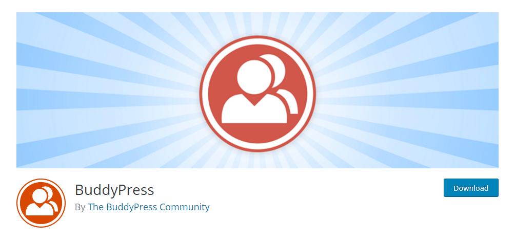 BuddyPress WordPress forum plugin