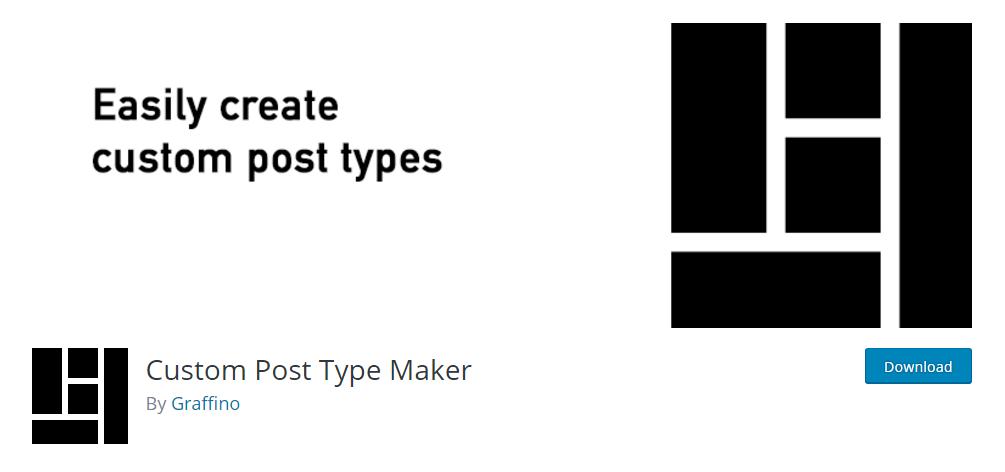 Custom Post Type Maker
