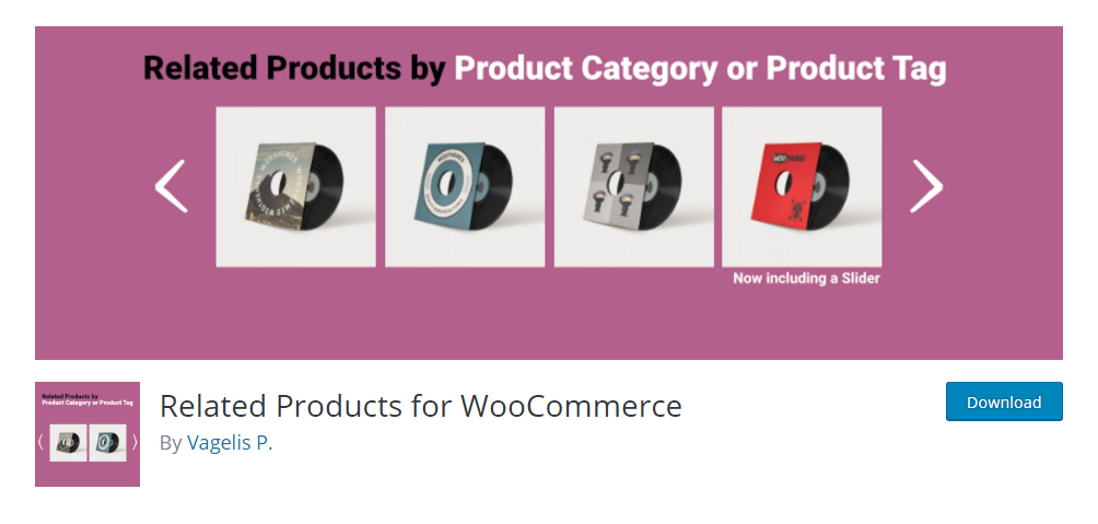 Related Products for WooCommerce