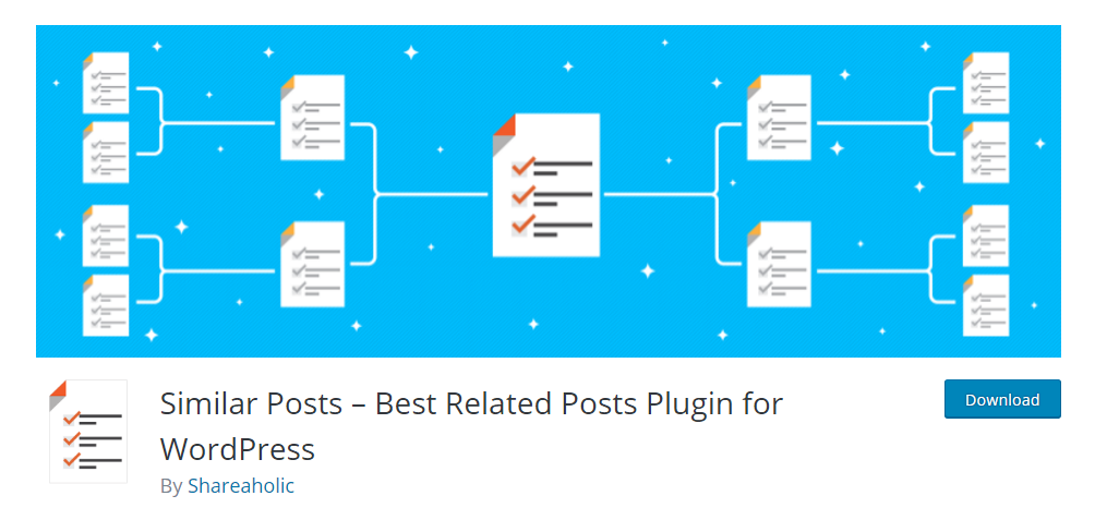 Similar Posts - Best Related Posts plugin for WordPress