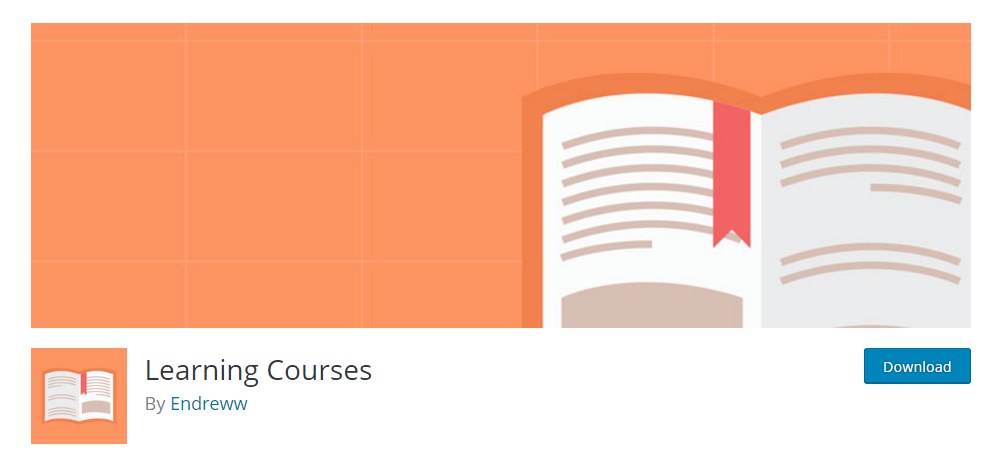 Learning Courses - WordPress LMS plugin