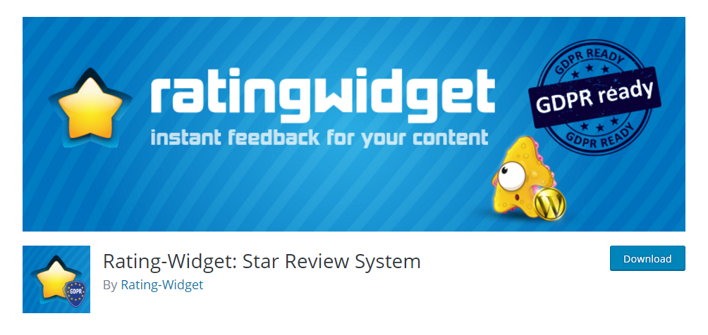 Rating-Widget: Star Review System