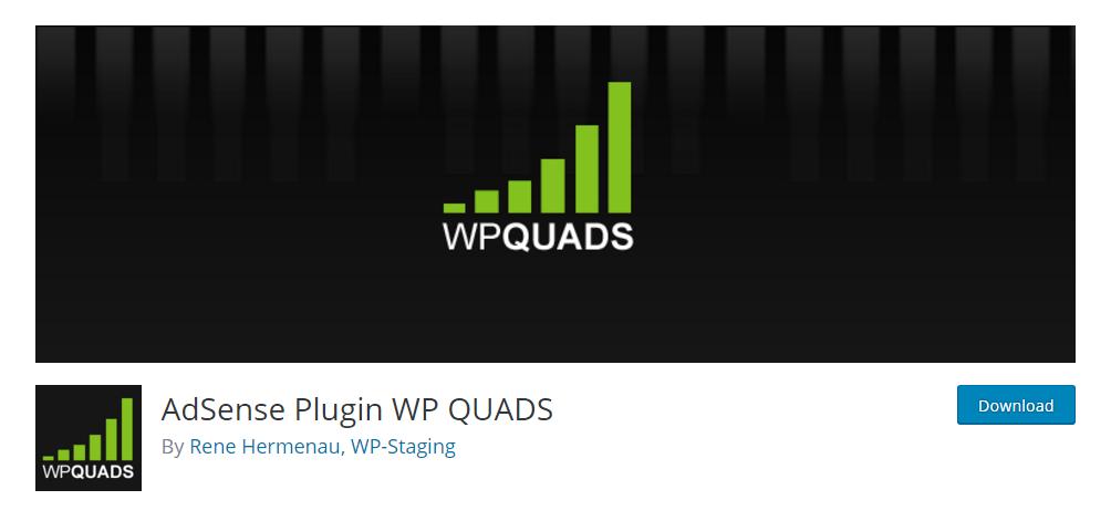 WP QUADS - WordPress ad management plugin