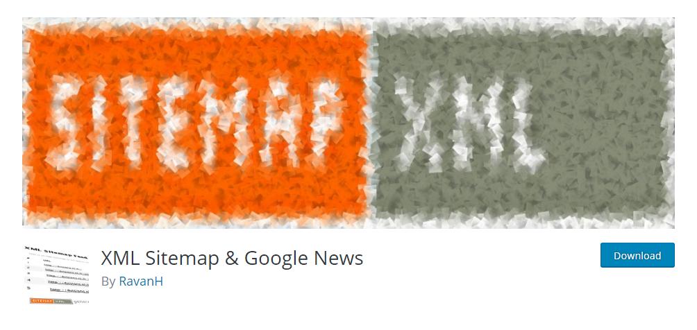 XML Site & Google News