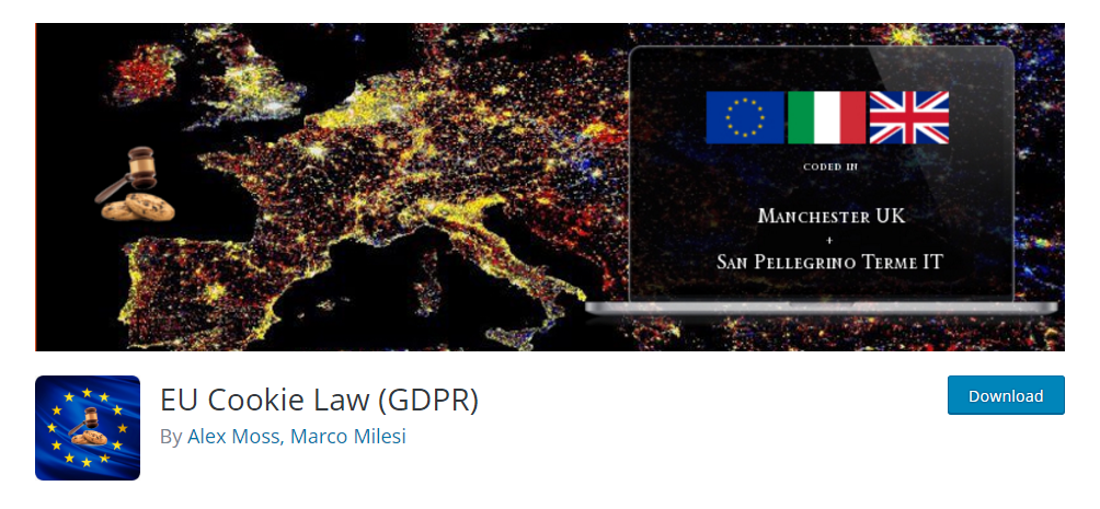 EU Cookie Law (GDPR)