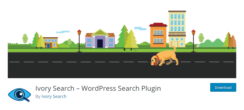 Ivory Search - WordPress Search Plugin