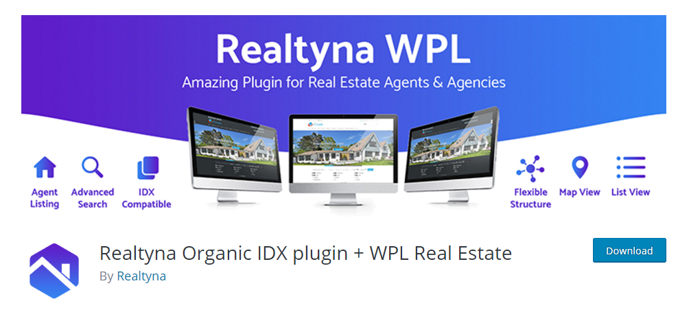 Realtyna WPL real estate plugin