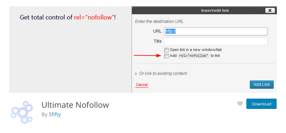 Ultimate Nofollow