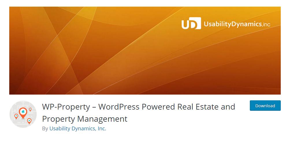 WP-Property - WordPress real estate plugin