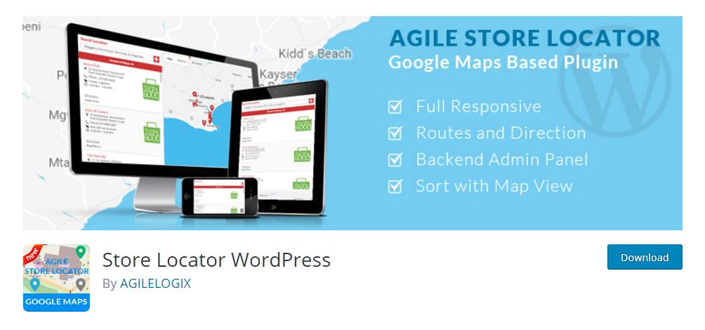 Store Locator WordPress