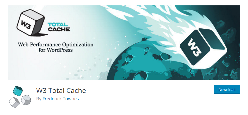 W3 Total Cache - WordPress cache plugin