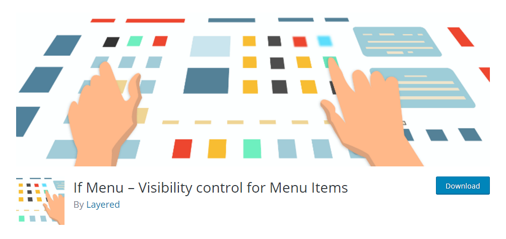 If Menu - Visibility control for Menu Items