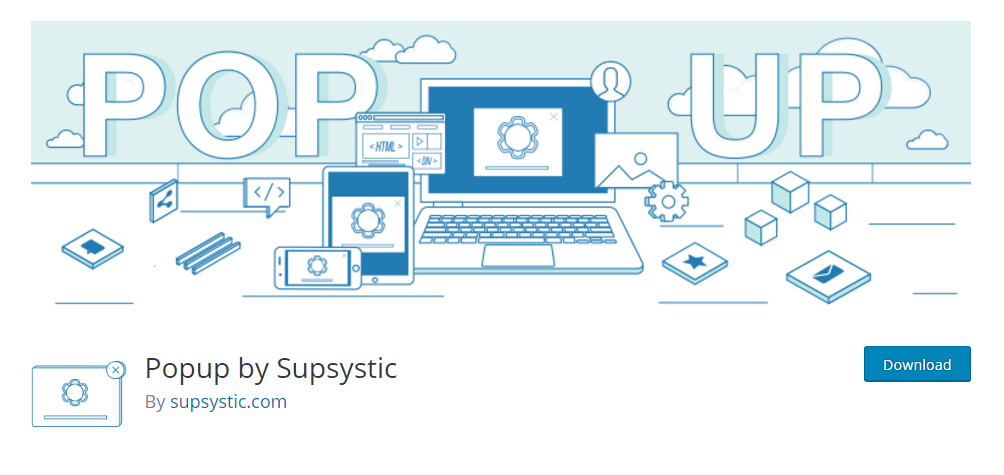Popup by Supsystic