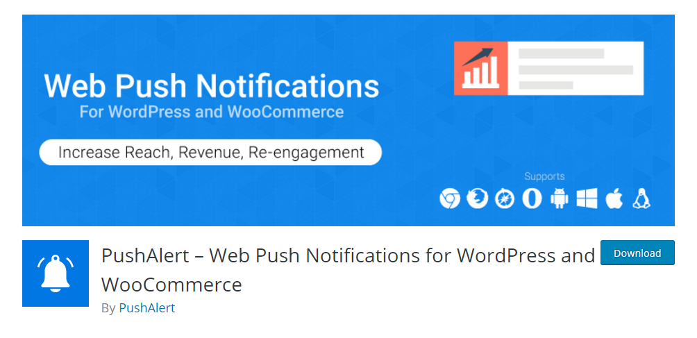 PushAlert - Web Push Notifications for WordPress and WooCommerce