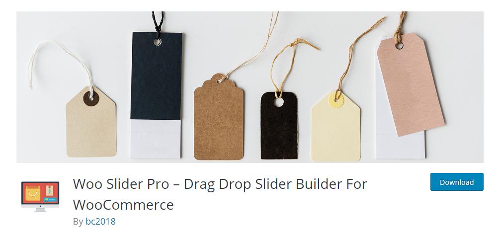 Woo Slider Pro
