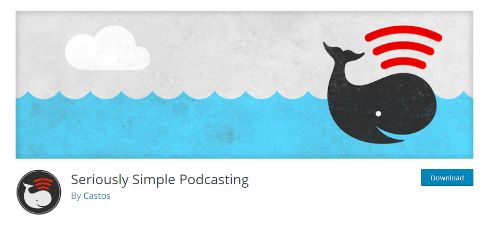 Seriously Simple Podcasting - WordPress podcast plugin
