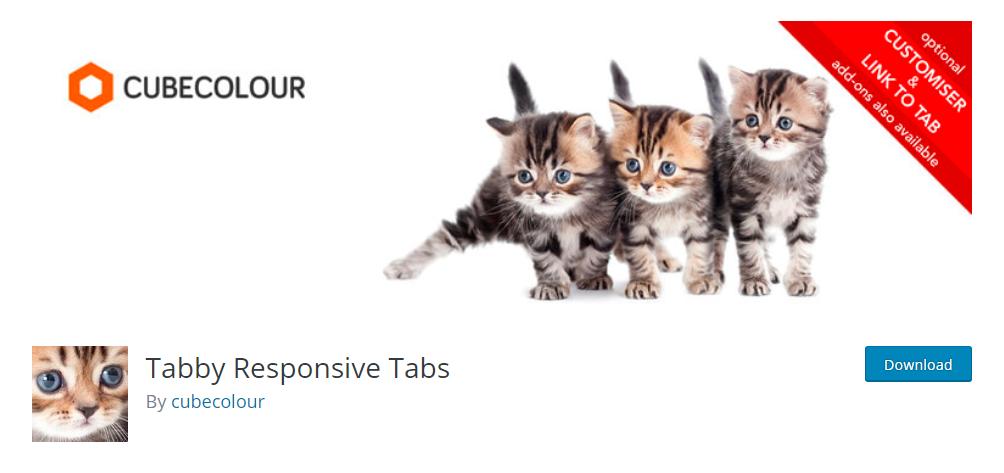 Tabby Responsive Tabs - WordPress tab plugin